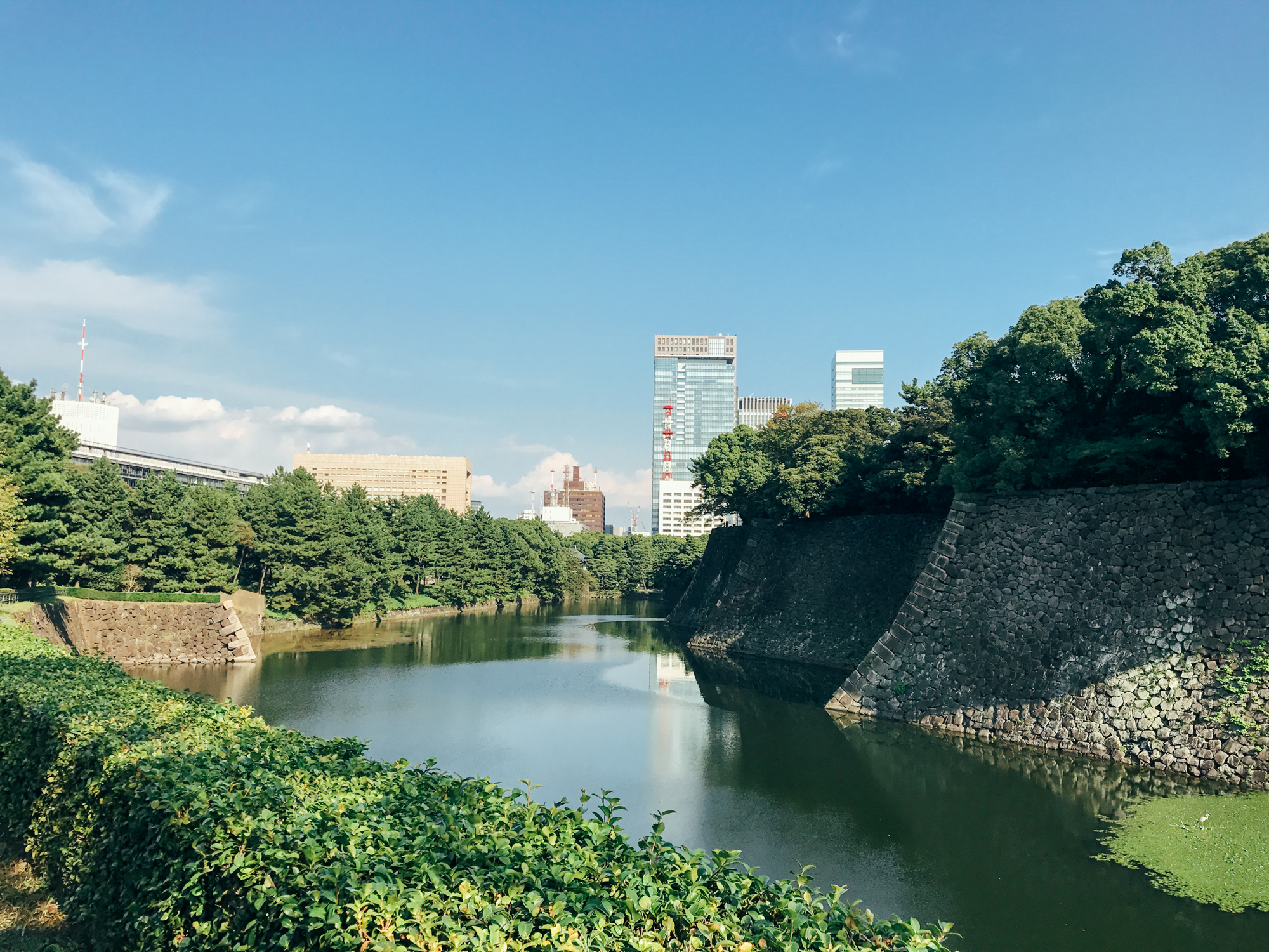 Tokyo Imperial Palace 2017