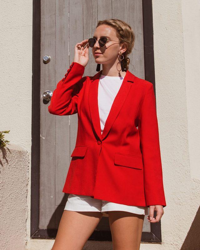 Auckland, Winona Forever, Kiehl's NZ, Forever New Blazer | StolenInspiration.com NZ Fashion & Travel Blog