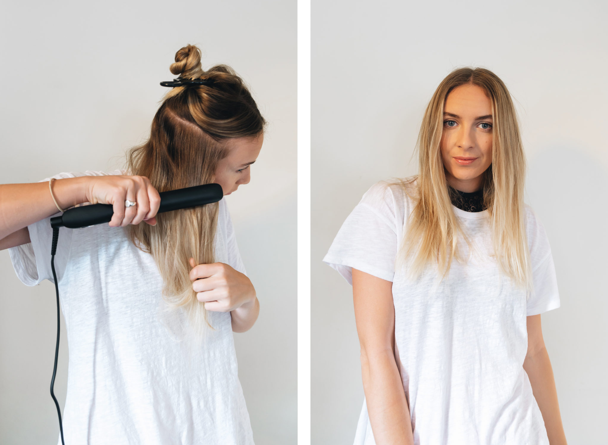 ghd Gold Styler Hairstyles | Stoleninspiration.com | NZ Fashion & Beauty Blogger
