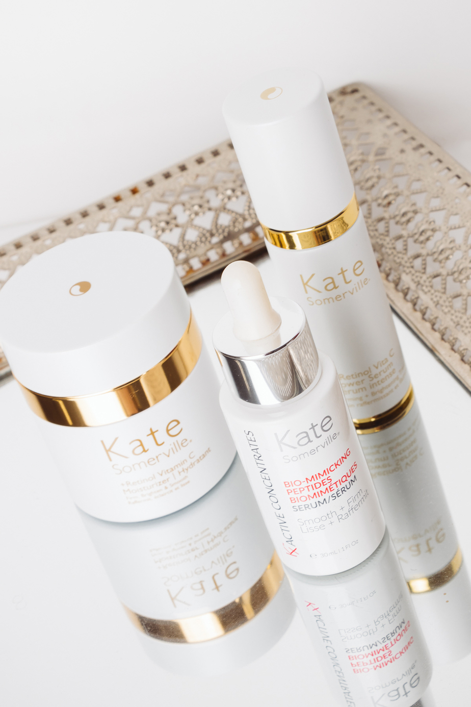 Kate Somerville Retinol Products Best I've Tried | StolenInspiration.com NZ Fashion Blog