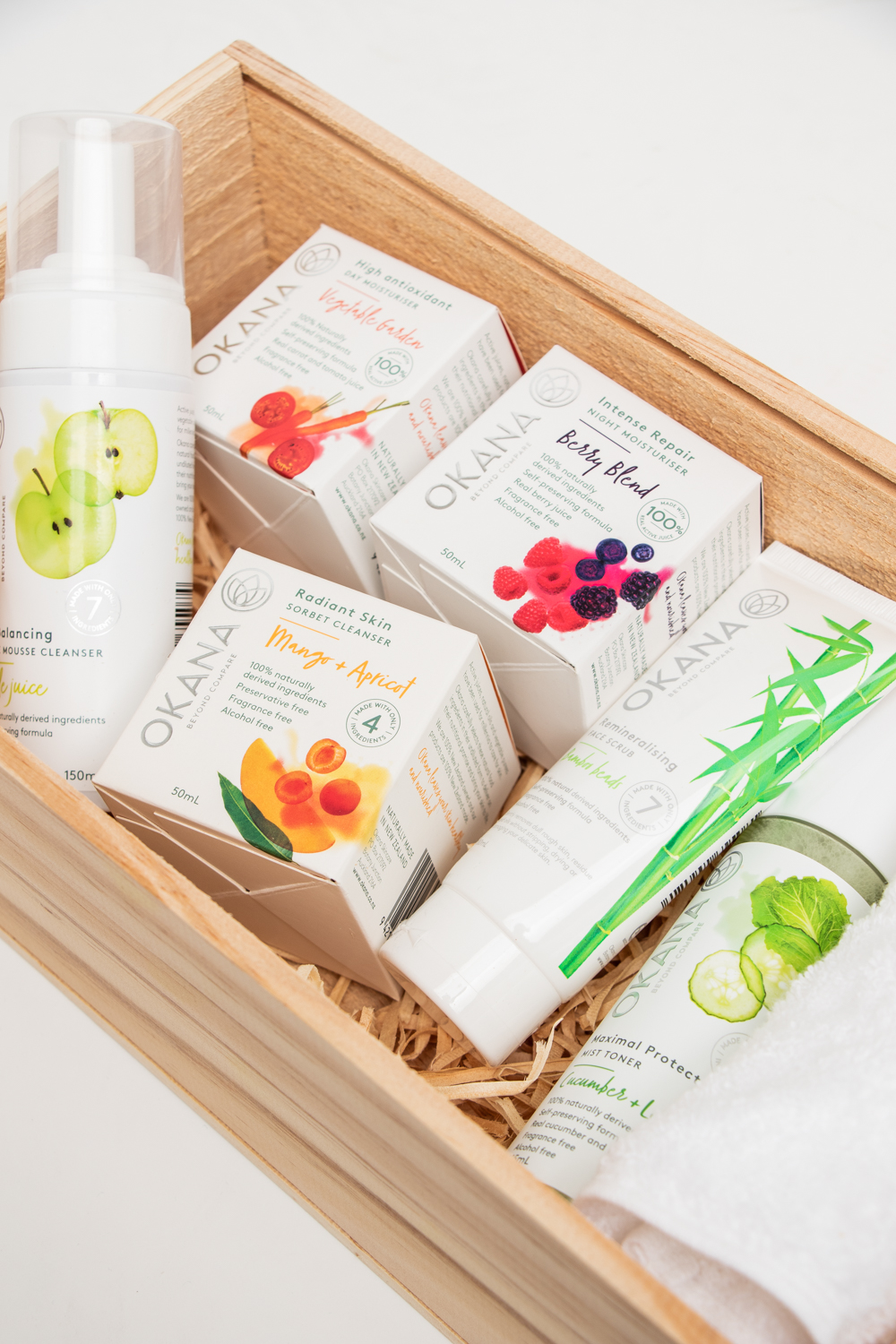 Okana Natural Skincare | StolenInspiration.com NZ Fashion Blog